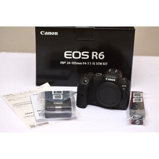 Canon - 美品 Canon キャノン EOS R6ボディのみ 国内正規品