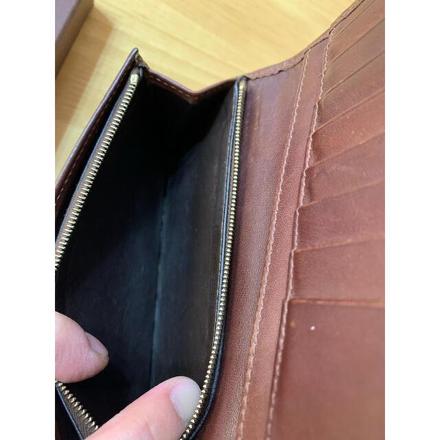 WHITEHOUSE COX(ホワイトハウスコックス)のホワイトハウスコックス アンティークブライドルレザー  ロングウォレット 長財布 メンズのファッション小物(長財布)の商品写真