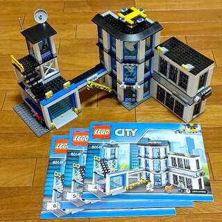 Lego - レゴ★シティ ポリス ステーション 60141建物のみ 美品 人気