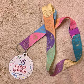 ディズニー(Disney)のハピエストサプライズ メダル(ノベルティグッズ)