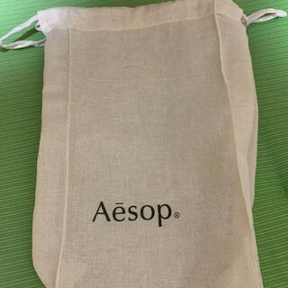イソップ(Aesop)のAesop 巾着 イソップ(ショップ袋)