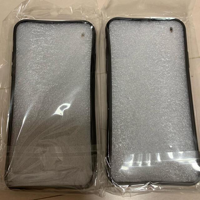 Apple(アップル)のiPhone11 黒マーブルケース スマホ/家電/カメラのスマホアクセサリー(iPhoneケース)の商品写真