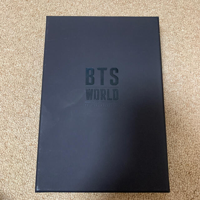 防弾少年団(BTS)(ボウダンショウネンダン)のbts world サントラ エンタメ/ホビーのCD(K-POP/アジア)の商品写真