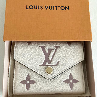LOUIS VUITTON - 新品未使用 新作 ルイヴィトン  ポルトフォイユ・ヴィクトリーヌ 財布