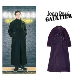 Jean-Paul GAULTIER - ROSE着用 JEAN PAUL GAULTIER SUPER LONGCOAT