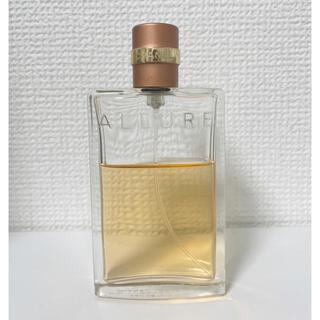 シャネル(CHANEL)のシャネル アリュール 香水 50ml CHANEL ALLURE(香水(女性用))