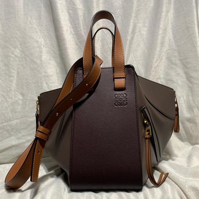LOEWE(ロエベ)のロエベ ハンモックスモール 美品 レディースのバッグ(ハンドバッグ)の商品写真