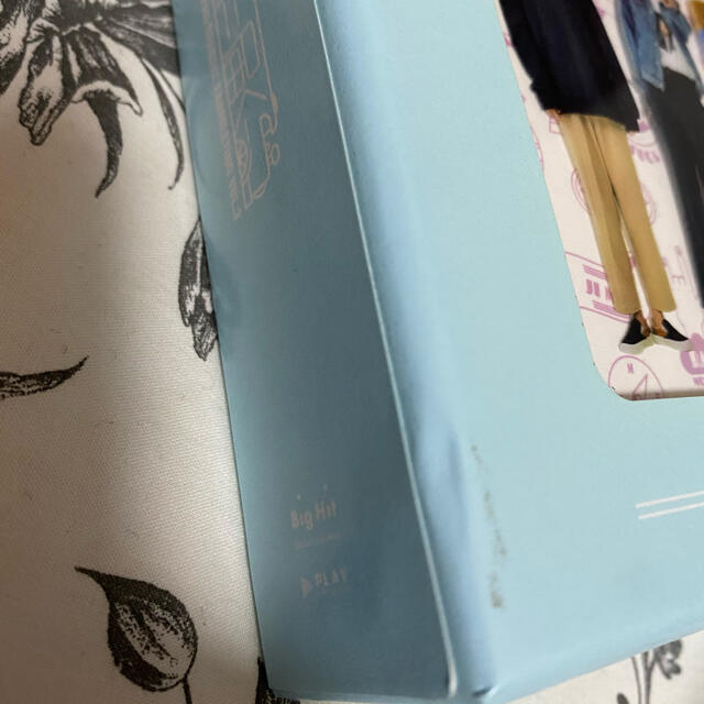 防弾少年団(BTS)(ボウダンショウネンダン)のBTS 防弾少年団 君に届く DVD ホソクトレカ エンタメ/ホビーのCD(K-POP/アジア)の商品写真