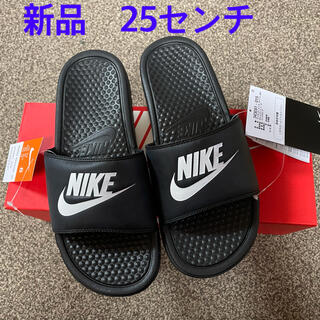 NIKE - NIKE ナイキ ベナッシ JDI  ウィメンズスライド サンダル 25 新品