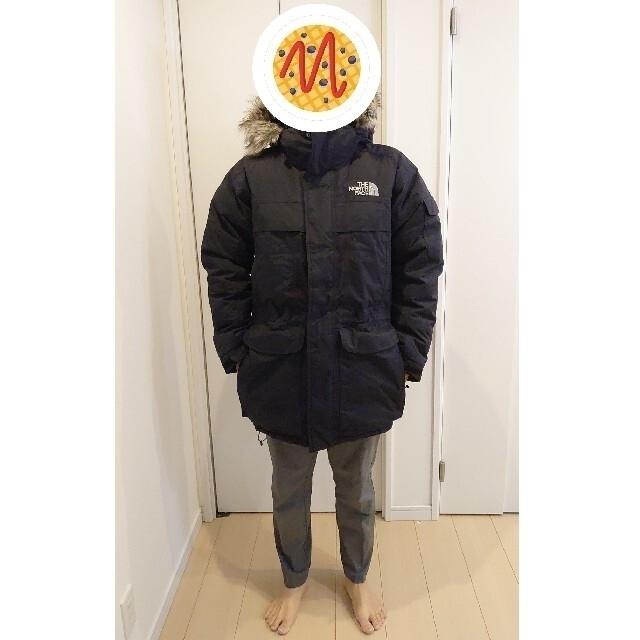 THE NORTH FACE(ザノースフェイス)のTHE NORTH FACE ノースフェイスマクマードダウンジャケット メンズのジャケット/アウター(ダウンジャケット)の商品写真