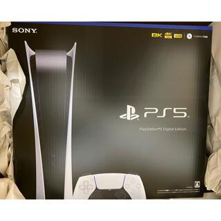 PlayStation - 新品未使用☆PS5 本体 デジタルエディション