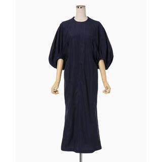 mame - mame☆Puff Sleeve Cotton Dress☆新品未使用