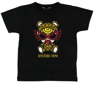 HYSTERIC MINI - 本日発売 キラキラモノグラムテディ❤️