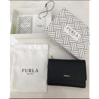 Furla - 【FURLA】フルラ バビロン 三つ折り ミニ財布