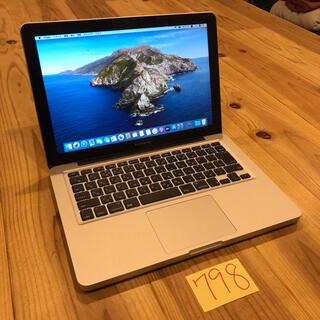 Mac (Apple) - MacBook pro 13インチ mid2012 メモリ16GB!!