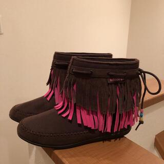 アディダス(adidas)の美品 アディダス ブーツ(ブーツ)