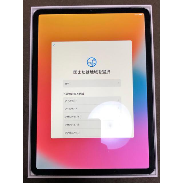 iPad(アイパッド)のApple iPad Pro 11インチ 2018 256GB スマホ/家電/カメラのPC/タブレット(タブレット)の商品写真