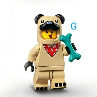 Lego - レゴ  パグコスチュームマン