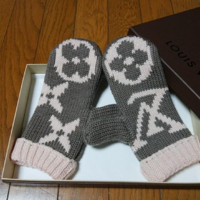 LOUIS VUITTON(ルイヴィトン)のみわっちさま ご専用です。 レディースのファッション小物(手袋)の商品写真
