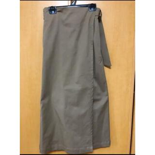 シマムラ(しまむら)のプチプラのあや PAラップSK88(ロングスカート)