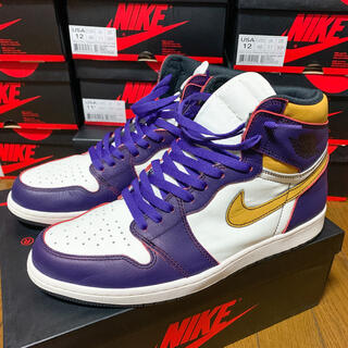 ナイキ(NIKE)のNIKE SB AIR JORDAN 1 RETRO LA TO CHICAGO(スニーカー)