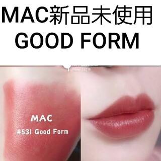 MAC - 新品 GOODFORM