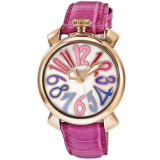 ガガミラノ(GaGa MILANO)のガガミラノ 腕時計(腕時計(アナログ))