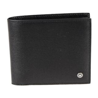 モンブラン(MONTBLANC)の【ワサビ専用】MONTBLANC モンブラン 二つ折り財布 1146【本物保証】(財布)