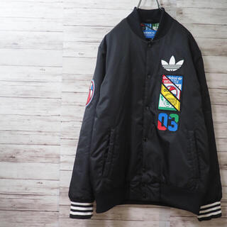 adidas - 15AW Adidas Originals Labels SST JKT O
