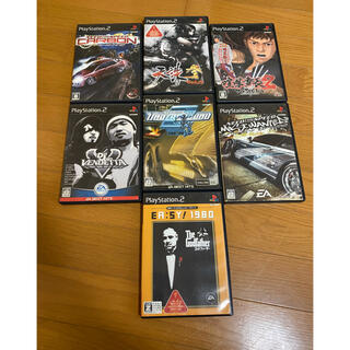 PS2 ソフト セット まとめ売り