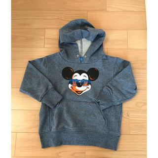 ディズニー(Disney)のDisney ミッキーパーカー(ジャケット/上着)