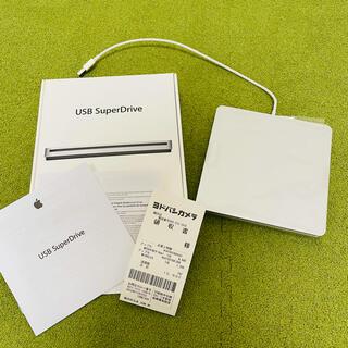 Apple - アップル(Apple)USB SuperDrive