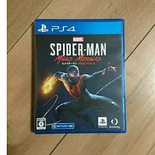 プレイステーション4(PlayStation4)のスパイダーマン マイルズ・モラレス(家庭用ゲームソフト)