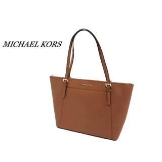 Michael Kors - MICHAEL KORS マイケルコーストートバッグ ブラウン レザー
