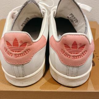 アディダス(adidas)のアディダス スタンスミス ローピンク 23.0cm(スニーカー)