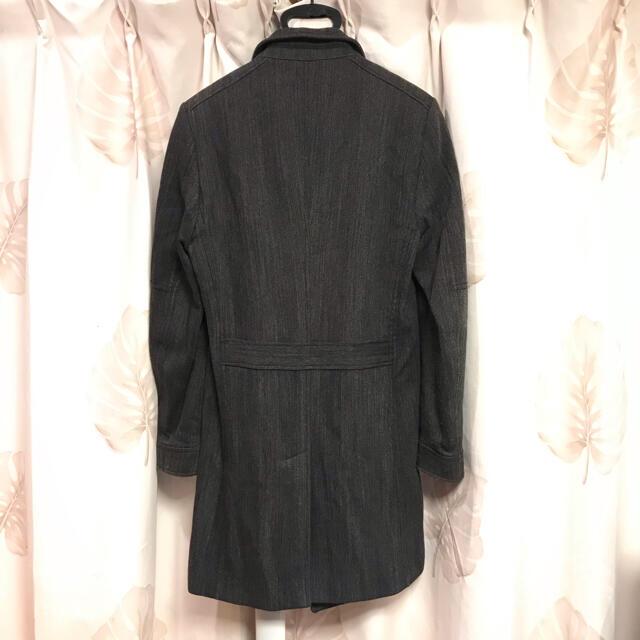 ZARA(ザラ)のZARA チェスターコート コート メンズ メンズのジャケット/アウター(チェスターコート)の商品写真