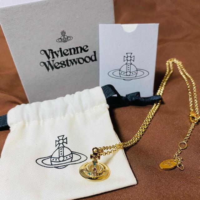 Vivienne Westwood(ヴィヴィアンウエストウッド)のvivienne westwood ネックレス レディースのアクセサリー(ネックレス)の商品写真