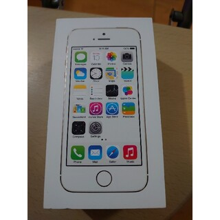 アップル(Apple)のiPhone5s空き箱(その他)