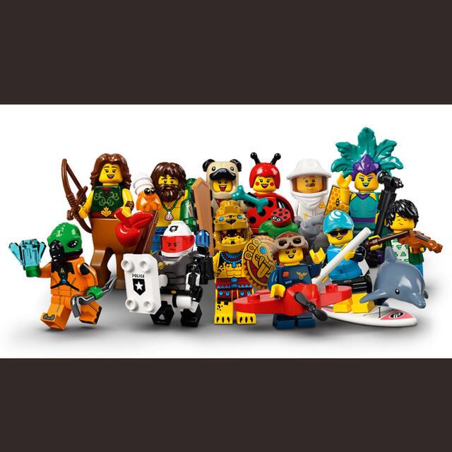 Lego(レゴ)の71029 レゴ®︎ミニフィギュアシリーズ21 12体 コンプリート  キッズ/ベビー/マタニティのおもちゃ(知育玩具)の商品写真