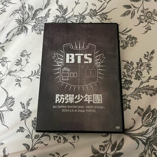 BTS 1st JAPAN SHOWCASE  FC限定DVD(K-POP/アジア)