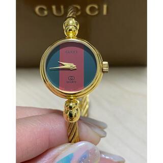 Gucci - ☆超美品☆ グッチ GUCCI 2047.1L レディース 時計 腕時計 稼働中