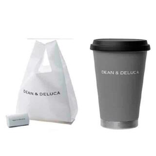 ディーンアンドデルーカ(DEAN & DELUCA)のDEAN&DELUCA ミニマムエコバッグ サーモタンブラー(エコバッグ)