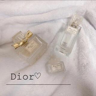 クリスチャンディオール(Christian Dior)の【送料込み】Dior♡空ボトル(香水(女性用))