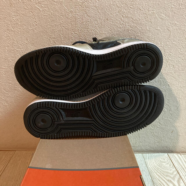NIKE(ナイキ)のAir Force 1 B 黒蛇 メンズの靴/シューズ(スニーカー)の商品写真