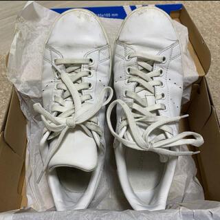 adidas -   アディダス adidas スタンスミス  ローカット ホワイト×ホワイト