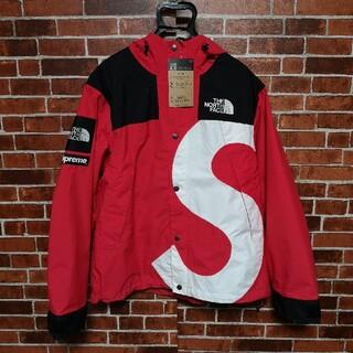 Supreme - Supreme S Logo Mountain Jacket TNF