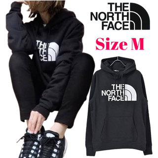 THE NORTH FACE - 新品同様◆定番◆THE NORTH FACE ハーフドームパーカー BLK