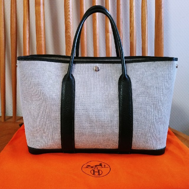 Hermes(エルメス)の[極美品]エルメス ガーデンパーティー レディースのバッグ(トートバッグ)の商品写真
