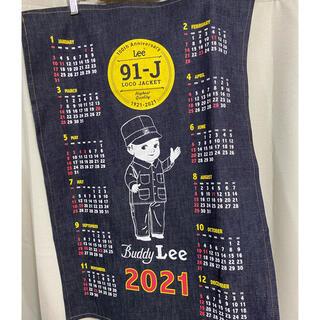 リー(Lee)のLee 2021年カレンダー(カレンダー/スケジュール)