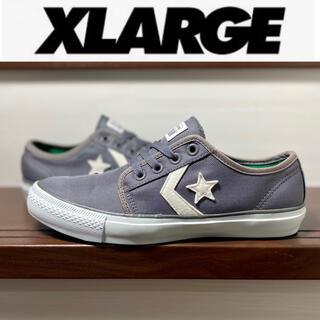エクストララージ(XLARGE)の新品 Wネーム CONVERSE×XLARGE シェブロンスター 26.0cm(スニーカー)